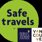 Safe Travels Protocols Stamp
