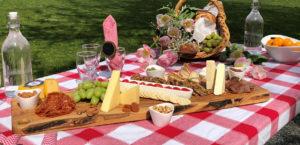 Evergreen Adventures Gourmet Lunch