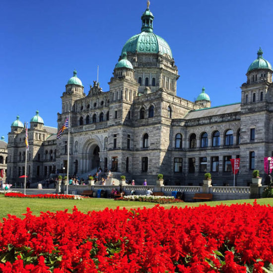 Victoria Parliament Buildings