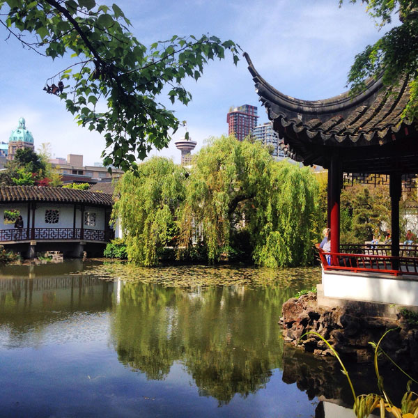 Vancouver's Chinatown - Dr. Sun Yat-Sen Classical Chinese Garden