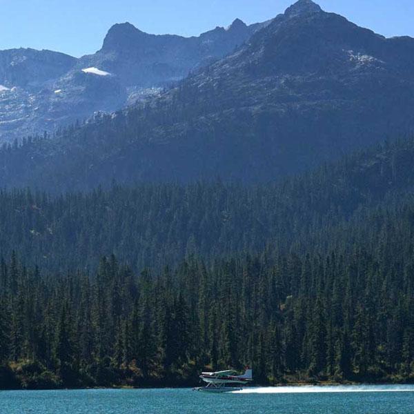 Evergreen Adventures - Phantom Lake & Seaplane Adventure