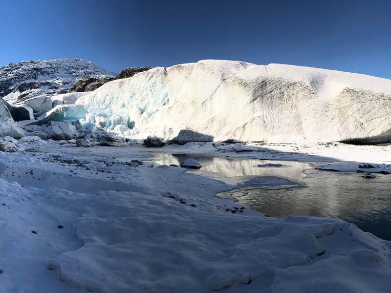Ice Cave Tour Adventure