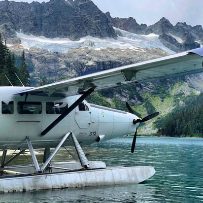 Lovely Water Lake & Seaplane Adventure